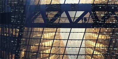 扎哈哈迪德事务所新作丽泽SOHO 世界最高的中庭蜿蜒扭转而上