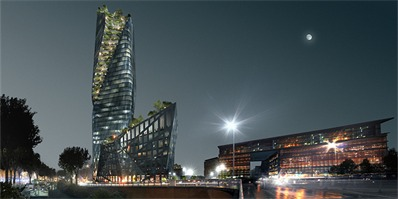 著名建筑师丹尼尔·李博斯金两大获奖作品将在法国实施