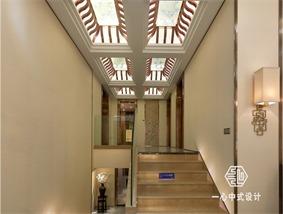 中式其它楼梯实景图