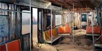 没有人类的未来都市会是什么样?艺术家搭建的一场小型末世