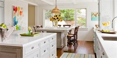 厨房装修方案推荐 让小厨房扩容收纳一步到位