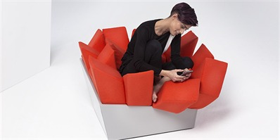 BEST BEFORE 2065推出全新沙发MANET 可满足您所有需求