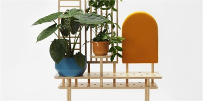 意大利Zilio A&C推出植物家具 为植物而设的多功能生长空间