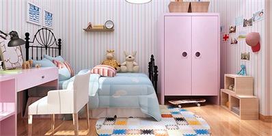 儿童房装修攻略 不同年龄段的儿童房装修要点
