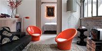 法国新旧风格混搭公寓