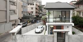 重叠Dual Concepts:办公空间与住家的完美结合