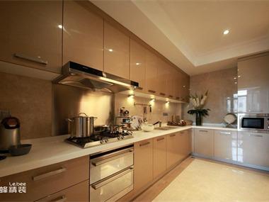 现代厨房吊顶效果图