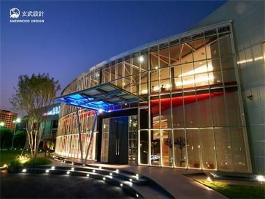 远雄大学耶鲁接待中心