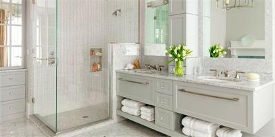 卫生间干湿分离设计 这样的设计才够人性化