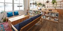 大阪CHICHI办公室,散发着轻松气息的日式办公空间