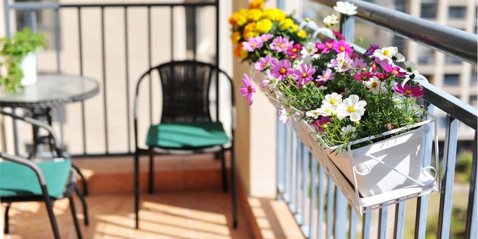 阳台装修风水禁忌 阳台物品的摆放应该注意什么
