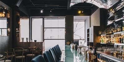 BINARY酒吧,南京 / TURING DESIGN
