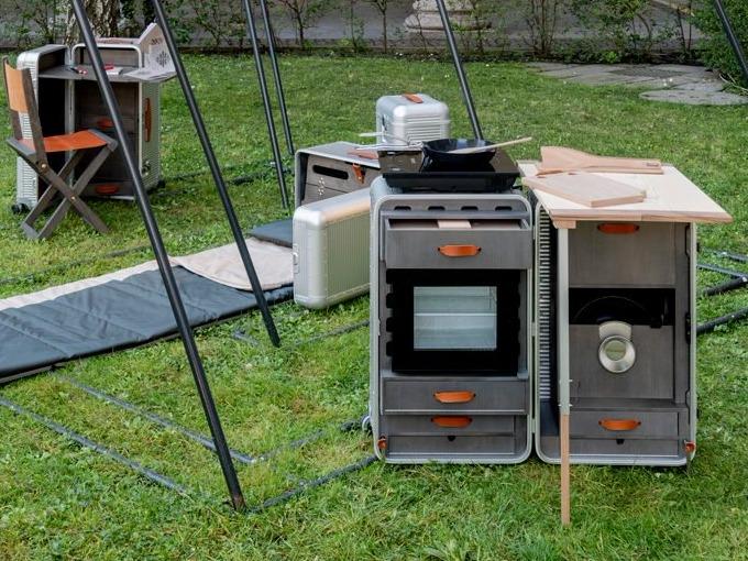 装在行李箱里的厨房 现代游牧者福音