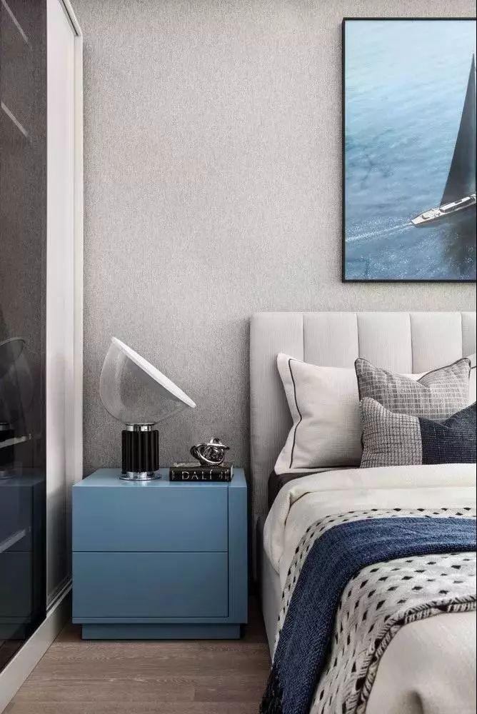 有格调的样板房设计应该是这样的,极致优雅!╔£﹏━▔﹏^○_寿光家居陈设图片