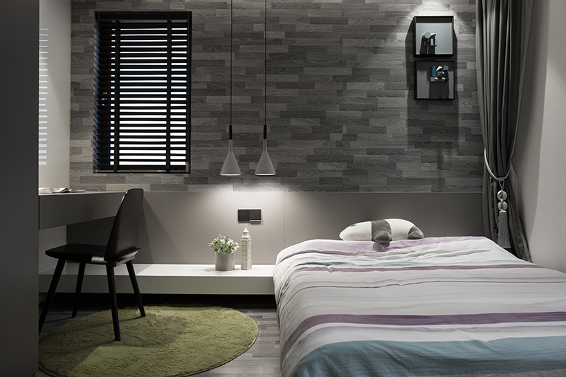 物上空间设计| 厦门190㎡现代中式居住空间┳(╯◣ωˊ┢ ˋ _桂平室内装饰