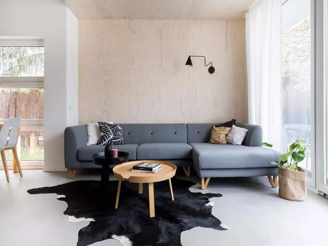 色彩鲜艳却空前和谐式住宅-- Bo/Sko
