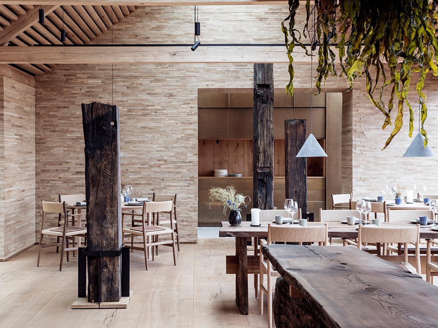 哥本哈根Noma餐厅2.0,全世界最受欢迎的Noma餐厅席卷而来