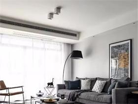 130㎡现代美式风格家居装修,热烈的奔放,轻奢的雅典,全部都有