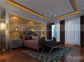 佳馨美墅卧室