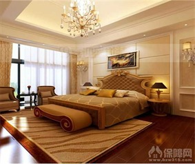泉州别墅卧室