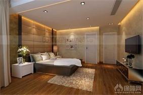 巴厘香墅卧室