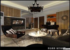 泉水湾二期客厅