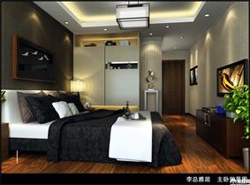 泉水湾二期卧室