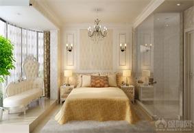 橡树湾卧室