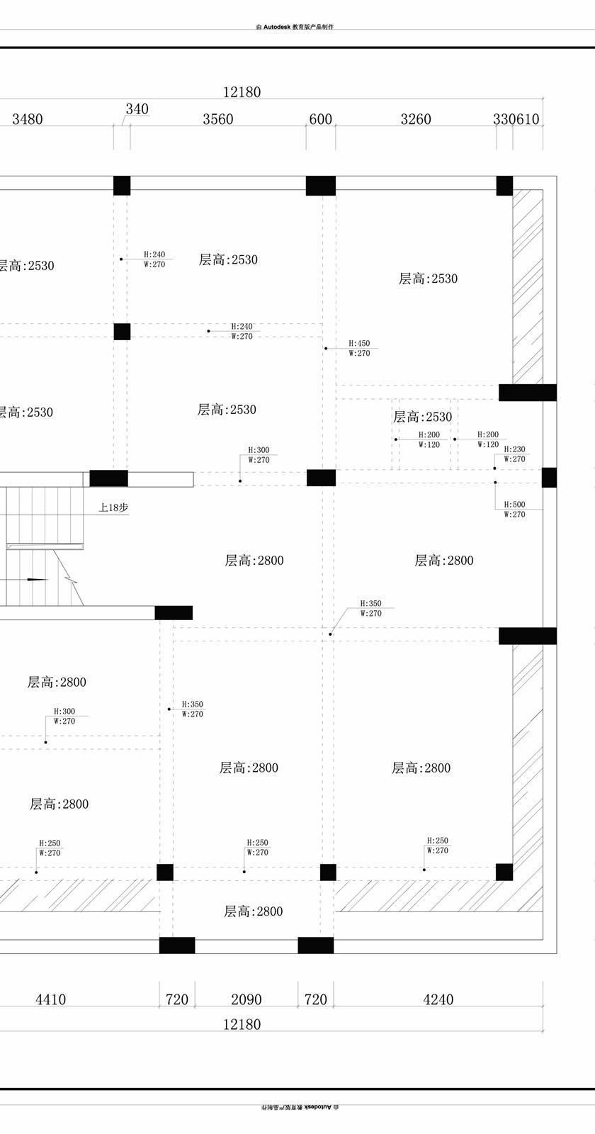 欧式平面设计效果图
